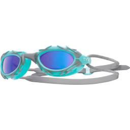 Tyr Lentes Natacion Nest Pro Mirrored Blue/Mint