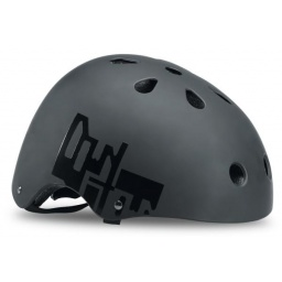 Rollerblade Casco Downtown S Black / Yellow