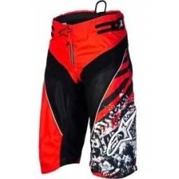 Alpinestars Shorts Gravity Red/Black